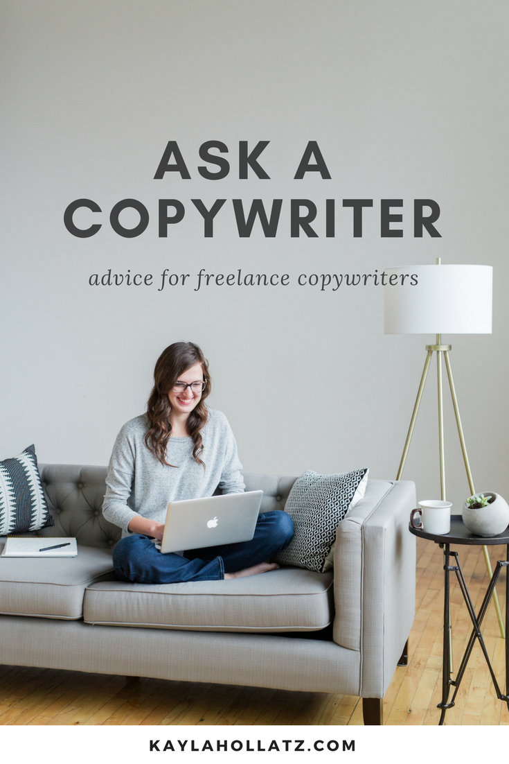 Ask A Copywriter Freelance Copywriting Qa With Minneapolis  Joyce How Do You Get Past The Fear Of Putting Yourself Out There As A New Freelance  Copywriter